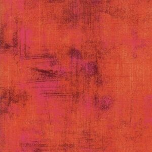 Grunge Basics By Basicgrey For Moda - Cinnabar