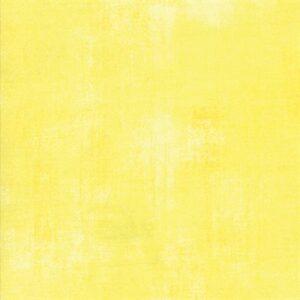 Grunge Basics By Moda - Lemon Drop