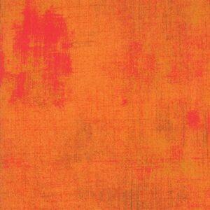 Grunge Basics By Moda - Russet Orange
