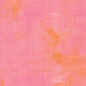 Grunge Basics By Moda - Salmon Rose