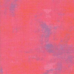 Grunge Basics By Moda - Calypso Coral