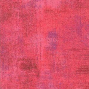 Grunge Basics By Moda - Teaberry