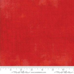 Grunge Basics By Basicgrey For Moda - Merry Scarlet