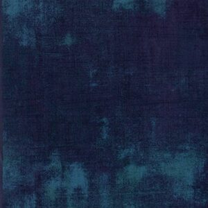 Grunge Basics By Moda - Blue Steel