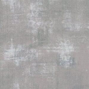 Grunge Basics By Moda - Silver