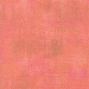 Grunge Basics By Moda - Tea Rose