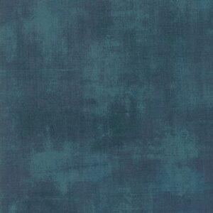 Grunge Basics By Moda - Deep Teal