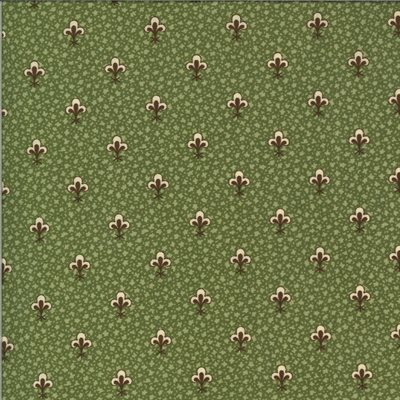 Elinore's Endeavor By Betsy Chutchen For Moda - Pine Needles