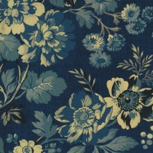 Maria's Sky 1840-1860 By Betsy Chutchian For Moda - Indigo