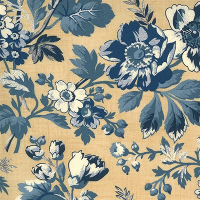 Maria's Sky 1840-1860 By Betsy Chutchian For Moda - Cream