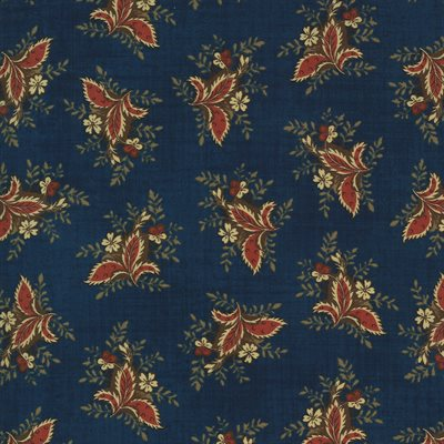 Maria's Sky 1840-1860 By Betsy Chutchian For Moda - Indigo