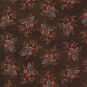 Maria's Sky 1840-1860 By Betsy Chutchian For Moda - Chocolate