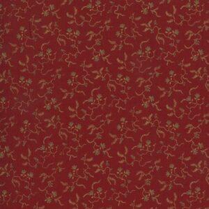 Maria's Sky 1840-1860 By Betsy Chutchian For Moda - Turkey Red