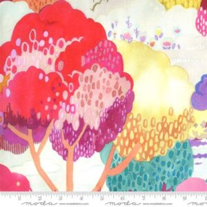Fanciful Forest By Momo For Moda - Multi - Petal