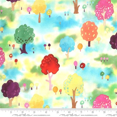 Fanciful Forest By Momo For Moda - Multi