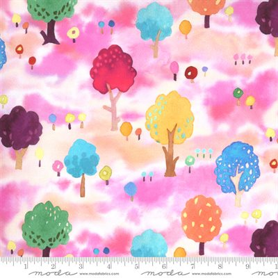 Fanciful Forest By Momo For Moda - Petal
