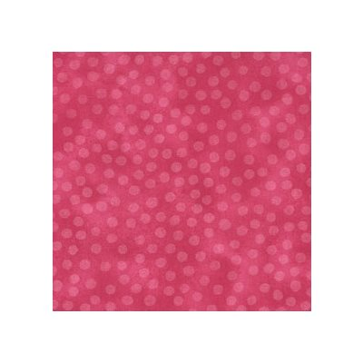 Marble Mate Dots By Moda - Raspberry