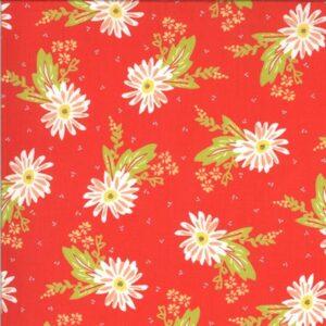 Happy Days By Sherri & Chelsi For Moda - Geranium
