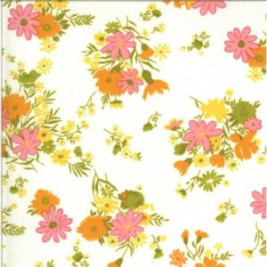 A Blooming Bunch By Maureen Mccormick For Moda - Cloud
