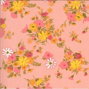 A Blooming Bunch By Maureen Mccormick For Moda - Bubblegum