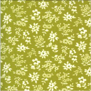 A Blooming Bunch By Maureen Mccormick For Moda - Avacado