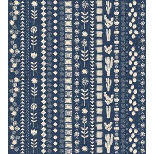 Heirloom By Alexia Abegg Of Ruby Star Society For Moda - Bluebell