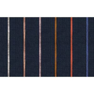 Warp & Weft By Alexia Marcella Abegg Of Ruby Star Society For Moda - Chore Coat Stripe - Navy