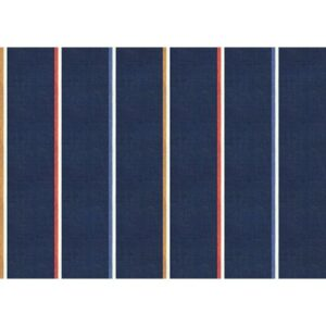 Warp & Weft By Alexia Marcella Abegg Of Ruby Star Society For Moda - Linework Lightweight - Navy