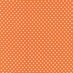 Dottie By Moda - Orange
