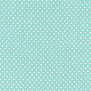 Dottie By Moda - Aqua