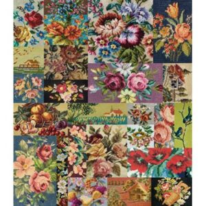Flea Market Moxie Digital Print By Cathe Holden For Moda - Multi