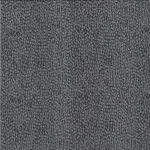 Animal Crackers Brushed By Sweetwater For Moda - Black - Brushed
