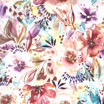 Sunshine Soul Rayon By Create Joy Project For Moda - Warm Breeze