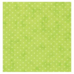 Essential Dots By Moda - Bright Lime