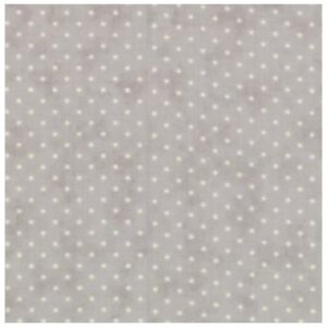 Essential Dots By Moda - Grey