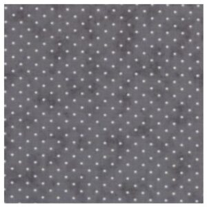Essential Dots By Moda - Graphite