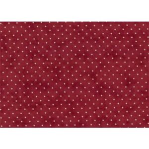 Essential Dots By Moda - Red