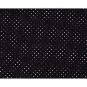 Essential Dots By Moda - Jet Black