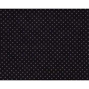 Essential Dots By Moda - Jet Black