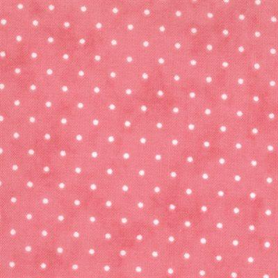 Essential Dots By Moda - Peony