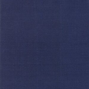 French Sashiko Prairie Cloth By French General For Moda - Indigo