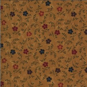 Bittersweet Lane By Kansas Troubles Quilters For Moda - Goldenrod