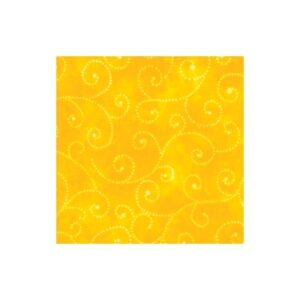 Marble Swirls By Moda - Bright Yellow