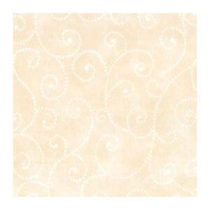 Marble Swirls By Moda - Off White