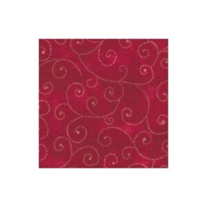 Marble Swirls By Moda - Turkey Red