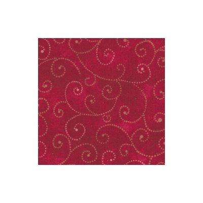 Marble Swirls By Moda - Turkey Red