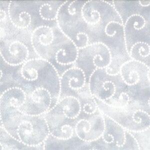 Marble Swirls By Moda - Pastel Grey