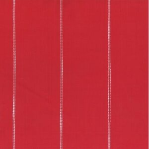 Picnic Point Tea Toweling By Pieces To Treasures For Moda - Red