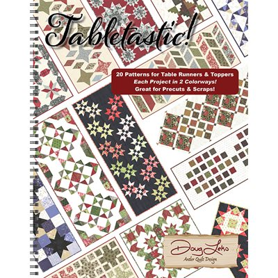 Tabletastic Book By Antler Quilt Design