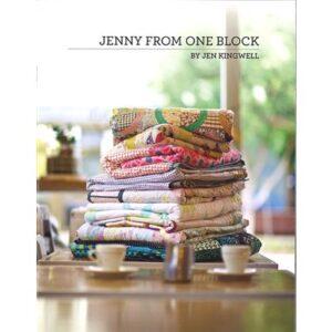 Jen From One Block Book By Jen Kingwell For Moda